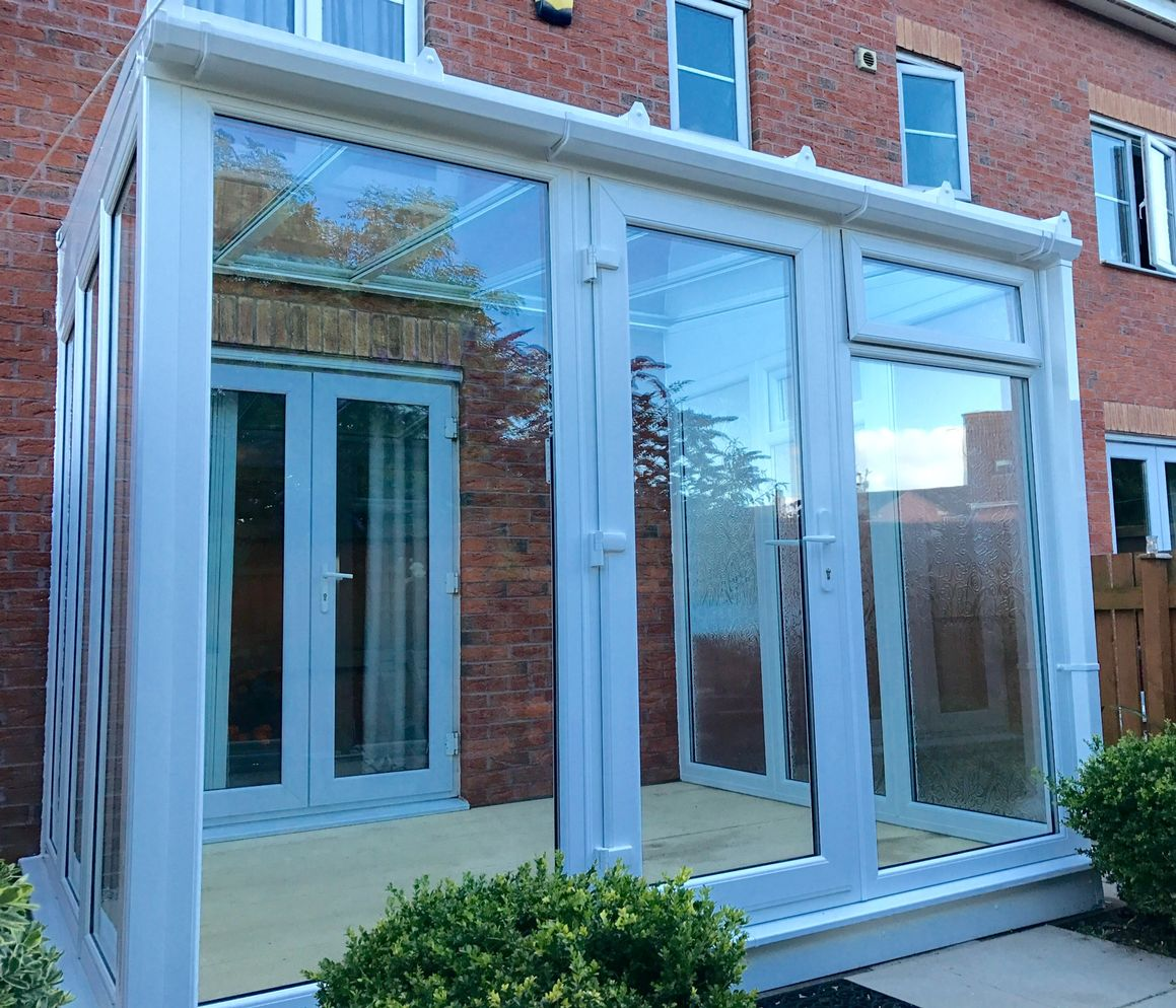 Garden Room Installation Selby
